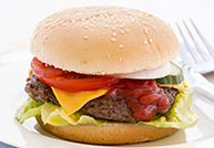 Texture App Cooked Hamburger Producticon Image