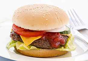 Texture App Cooked Hamburger Page Icon Image