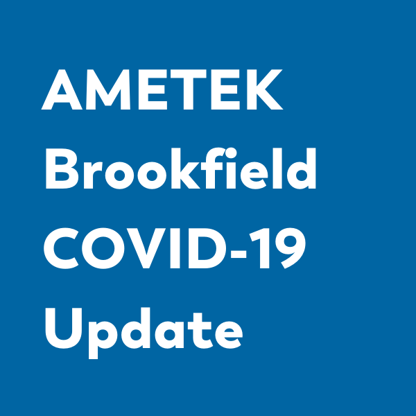 Brookfield: COVID 19 update