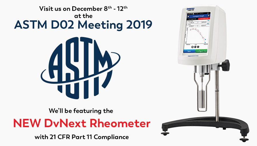 ASTM D02 Meeting 2019 Image